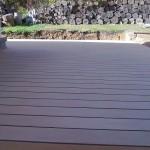 terasa u domu - WPC emo teak