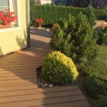 Realizace terasy Palisander Plus Dřevoplast ukázka 2
