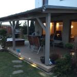 Osvětlení terasy