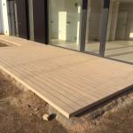 Woodplastic terasy Styl Teak