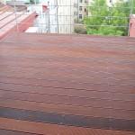 Dřevěná terasa IPE