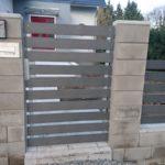 dřevoplastové plotovky na plot