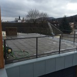 dlažba na terase, woodplastic