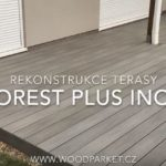 Rekonstrukce terasy WPC za dřevo videoinspirace