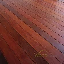 Dřevěná terasa Massaranduba