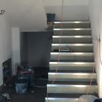 obklad schodiště vinylem