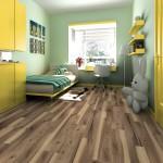 rs click vinylová podlaha návrh do dětského pokoje