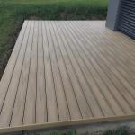 terasa z wpc #Woodplastic