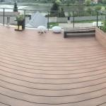 woodparket terasa na střeše