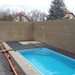 podloží terasy pro terasu woodplastic od woodparket