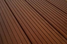 Dřevěná terasa Bangkirai