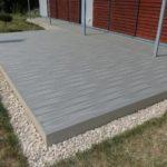 Dřevoplastová teraa Inox