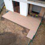 WPC terasa na Smart nosiče 2