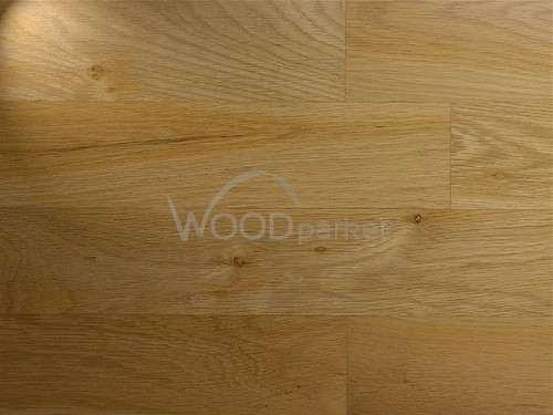 Dub Rustical 21x70x400 mm Masivní dubové parketové vlysy v třídění rustical