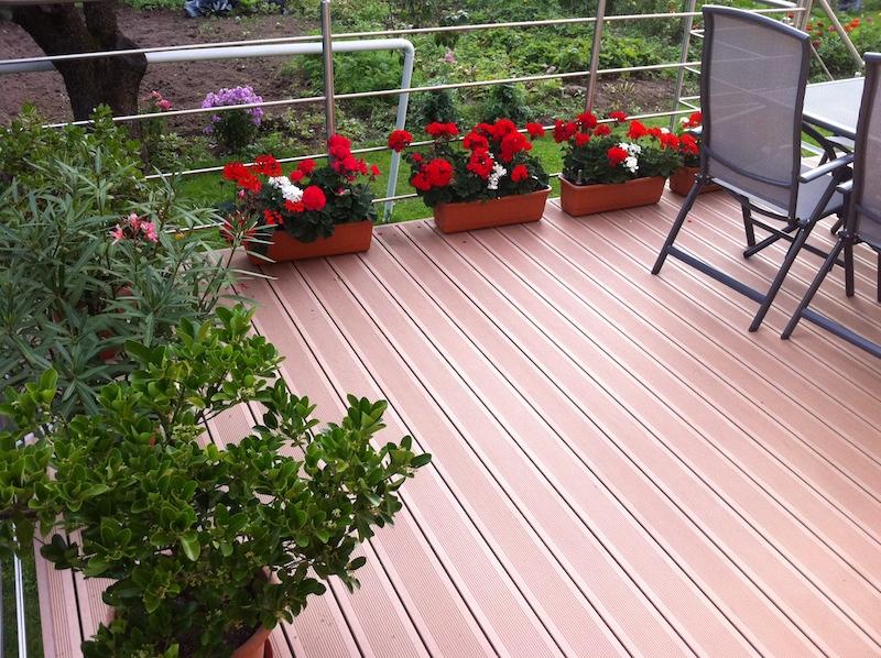Dřevoplastové terasy Max Star