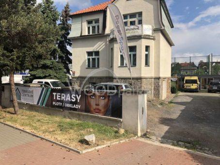 Terasové centrum Praha, ústřední