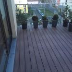 terasa na balkóně