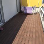 dřevo/plastová WPC terasa