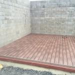 ukončení terasy woodplastic