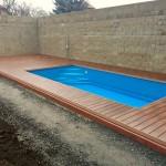 wpc terasa kolem bazénu