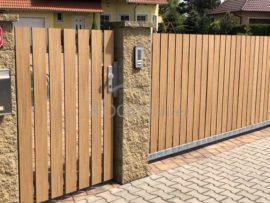 Rekonstrukce dřevěných planěk