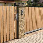Nové dřevoplastové ploty, woodparket