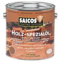 Olejový nátěr na dřevo Saicos (terasy a nábytek)