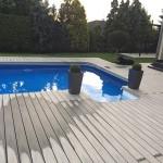 dřevo:plastová terasa