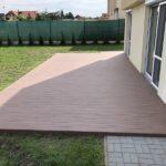 dřevoplastová terasa Authentic