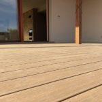 dřevoplastová terasa, Liberec