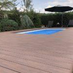 dřevoplastová wpc terasa