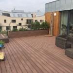 dřevoplastová wpc terasa, woodplastic