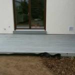 drevo plastová terasa montáž, woodparket