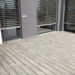 montáž dřevoplastové terasy Authentic, @woodplastic
