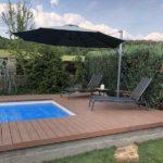 obložení bazénu, @woodparket