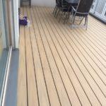 podlaha na balkón, wpc, woodparketv