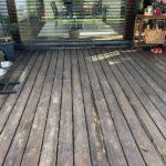 rekonstrukce dřevěné terasy, woodparket