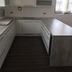vinylová Thermofix podlaha v kuchyni