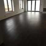 vinylová podlaha v obívacím pokoji