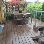 woodparket terasa z wpc plastu