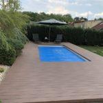 wpc terasa u bazénu, @woodparket