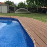zastřešení bazénu, woodparket